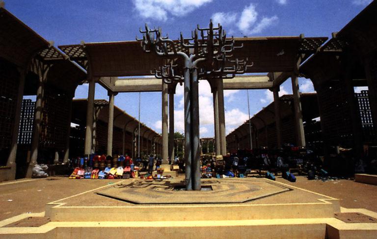Fontaine Grand Marché de nyamé (Niger)