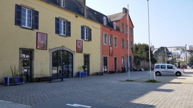 facade musée